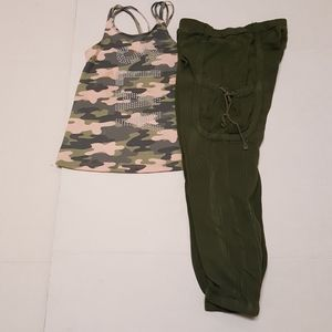 Children's Place 2pc Pants & Top Set